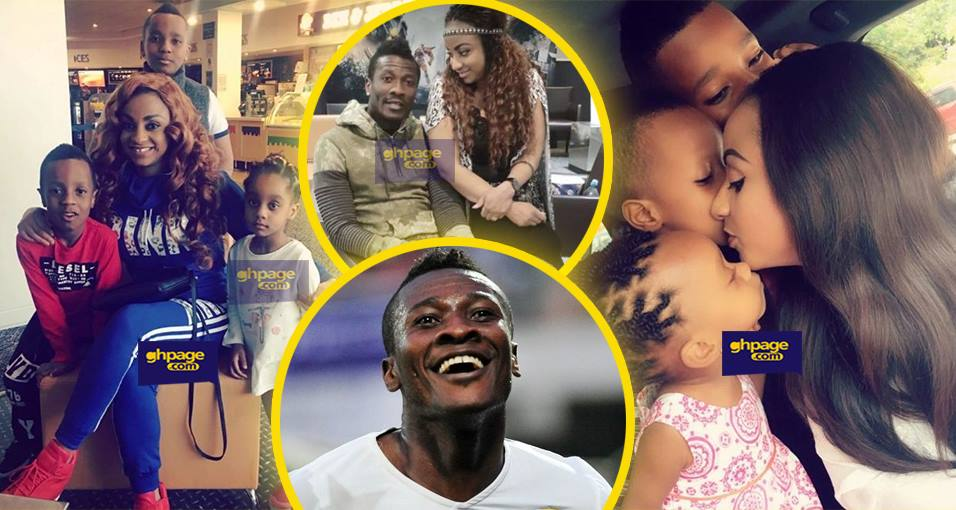 Results for Asamoah's Paternity test is out-He is the father of all 3 kids