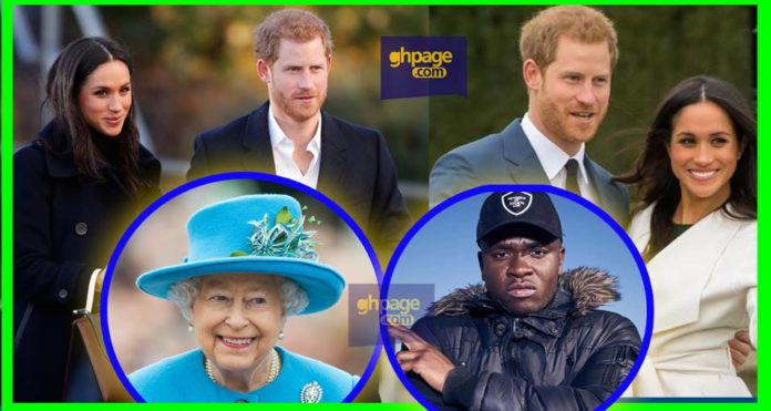 Big Shaq gets an invitation from Elizabeth II to attend Royal Wedding of Prince Harry and Meghan Markle(Video)