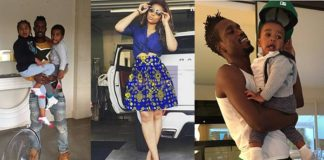 Black Star Defender, John Boye Shows Off His Beautiful Wife And Children In Latest Photos