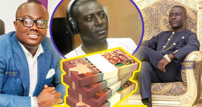 I have not duped Bola Ray of GHC 100,000 - Captain Smart