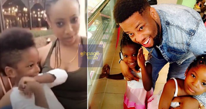 Video: Watch How D Black, Wife And Adorable Kids Spent Their May Day