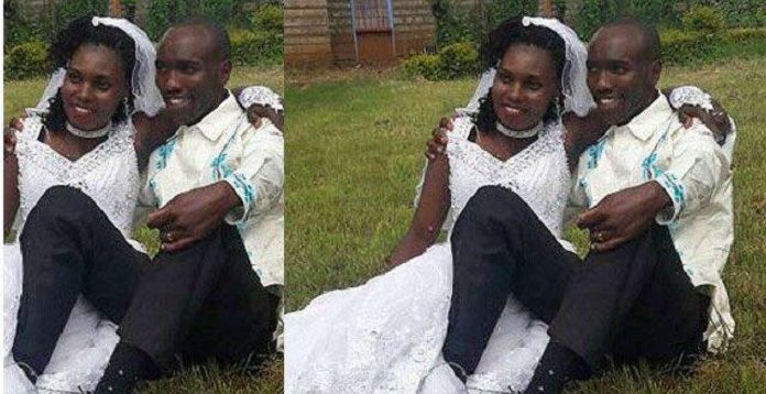 Photos: Deaf Couple Who Dated Through SMS Just Got Married In A Beautiful Wedding Ceremony