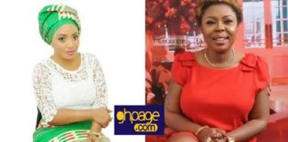 My Feet Is More Beautiful Than Your Bridal Makeup -Diamond Appiah To Afia Schwar