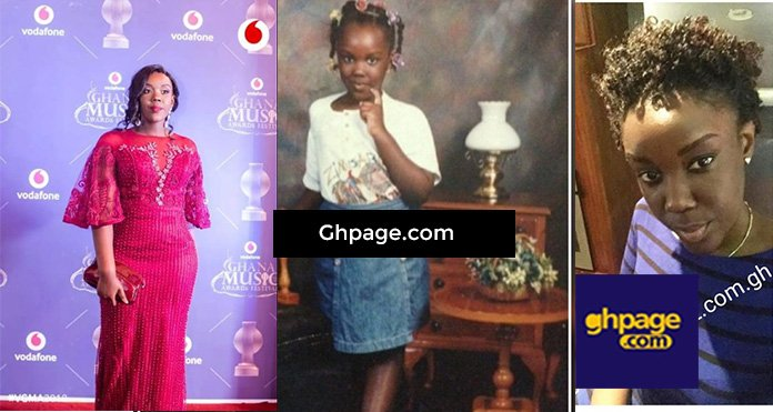 Check Out These Childhood Photos Of Stonebwoy's Wife, Dr Louisa Which Is Setting The Internet On Fire