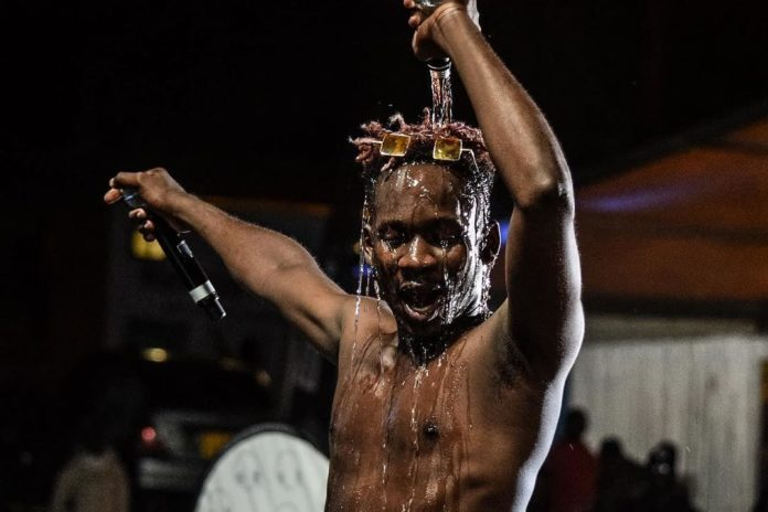 D Black Called A Song I Gave Him As Wack, And All I Did Was To Laugh – Mr. Eazi