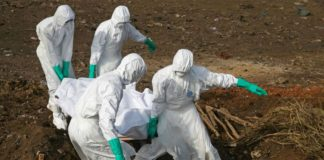Ghana Health Service Issues Ebola Alert As The Deadly Virus Resurfuces in DR Congo