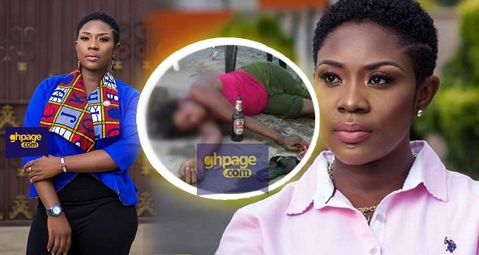 Video: Did You Know Emelia Brobbey Despite Her Holy Attitude Is A Drunkard? Another Actress Exposes Her