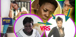Emelia Brobbey's Mother has finally responded to Frema's 'shame' on her family (Video)