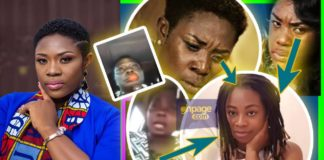 Emelia Brobbey's Mother weeps uncontrollably as she reacts to Frema's allegations(Video)