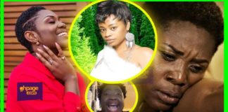 """""""Frema has touched my heart and my eyes"""" - Emelia Brobbey reacts to Frema's attack on her person, claiming that She is a thief, drunkard, and a prostitute (Video)"""