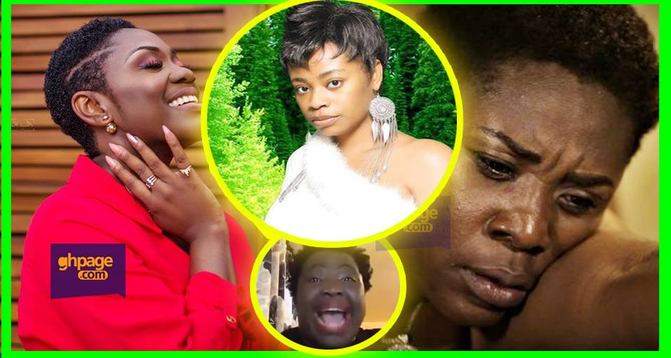 """""""Frema has touched my heart and my eyes"""" – Emelia Brobbey reacts to Frema's attack on her person, claiming that She is a thief, drunkard, and a prostitute (Video)"""