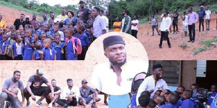 Fuse ODG acquires a huge land to start Senior High School and University in Akosombo