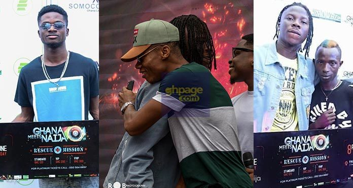 No Shatta Wale, No Sarkodie, These Are The Artists Billed To Perform At This Year's Ghana Meets Naija(Photos)