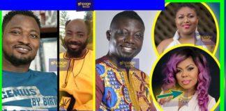 Ghanaian Male Celebrities Who Have Described As Weak Men In Bed