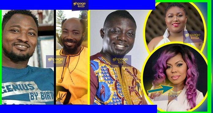 Ghanaian Male Celebrities Who Have Described As Weak Men In Bed