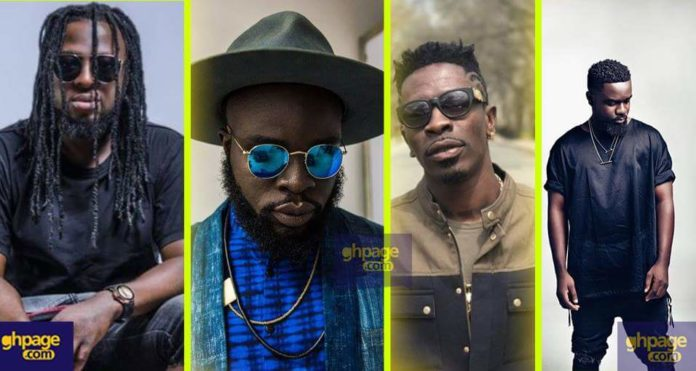 Guru Tells Sarkodie, Shatta Wale, M.anifest, Others To Drop The Self-Acclaimed Title
