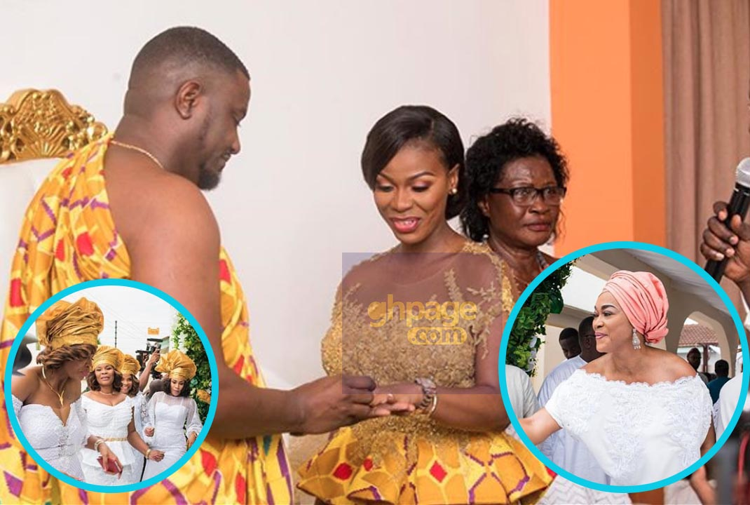 Happiness Everywhere: See All The Pictures You Missed From John Dumelo's Marriage Ceremony
