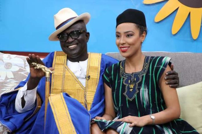 KKD Names His Favourite Best Dressed Ghanaian Female Celebrity