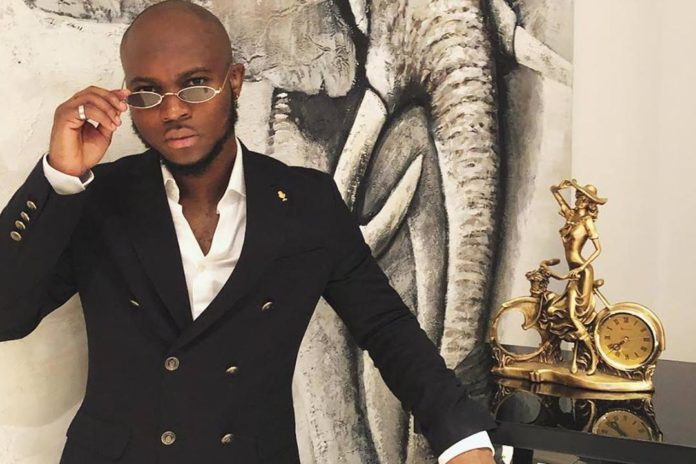I Have Never Had A Girlfriend - King Promise