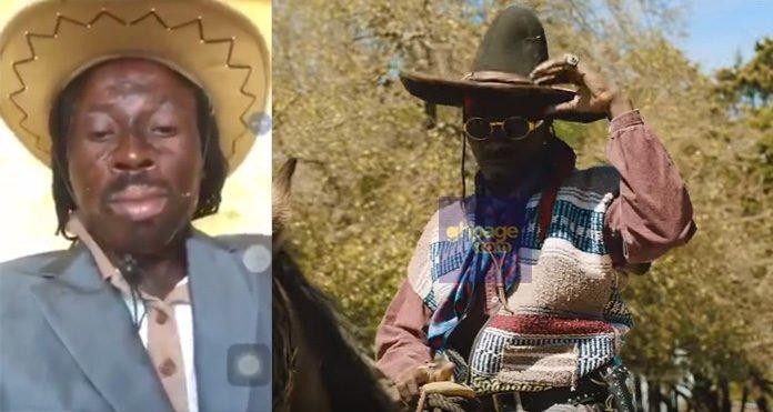 Video: Watch Kwaku Bonsam As He Jams To Shatta Wale's