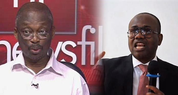 Call For Kwesi Nyantakyi's Arrest: Presidency Breached Confidentiality Agreement With Anas And BBC - Kweku Baako