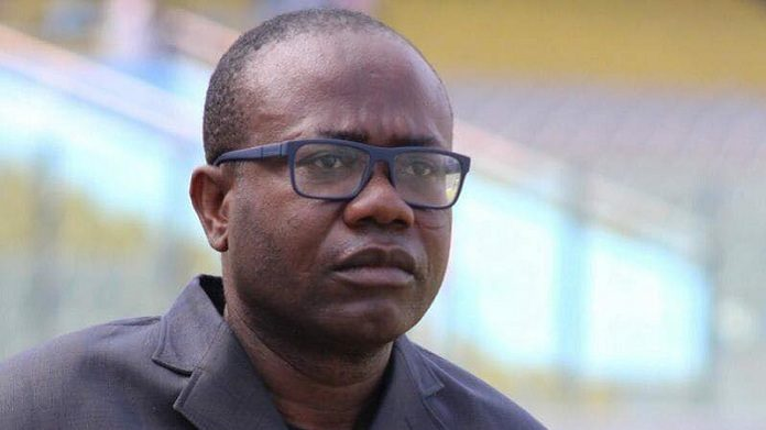 I wanted To Be Famous For Winning Trophy For Ghana Not Like This - Nyantakyi Speaks