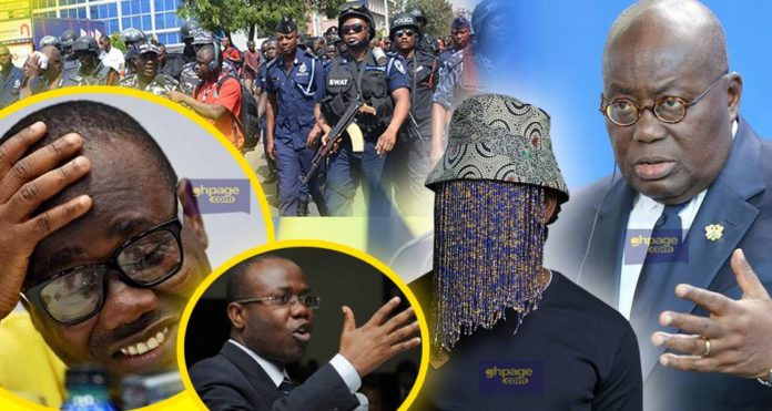 Reasons why Akufo-Addo Ordered Kwesi Nyantakyi's arrest