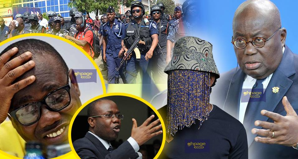 Top Sports Journalist In The Country Reacts To Kwesi Nyantakyi's Arrest Order By The President