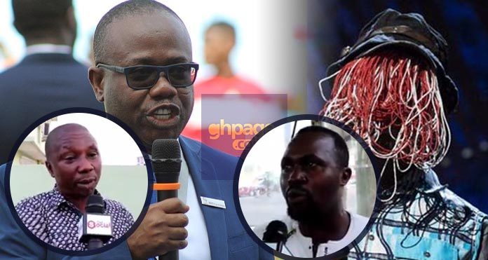 Video: Watch How Ghanaians Reacted To The Order Of Kwesi Nyantakyi's Arrest By The President