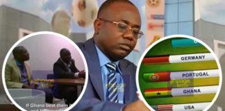 A Must Watch Video: Nyantakyi Match-Fixing Saga - How Ghana Sold It's Match To USA At Brazil 2014 World Cup