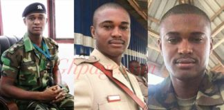 Family Of Major Mahama Observes His One Year Memorial Service Today