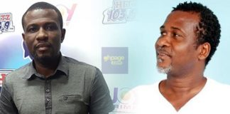 Mark Okraku Mantey Knows Nothing About Music - Lucky Mensah