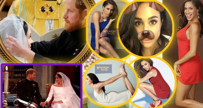 These are what actress Meghan Markle will be banned from doing now that she's married to a Royal