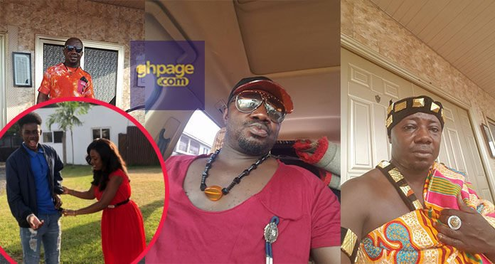 Audio: Nana Aba Is Not The Only Born One In Ghana; She Should Stop Being Arrogant - Richard Brown