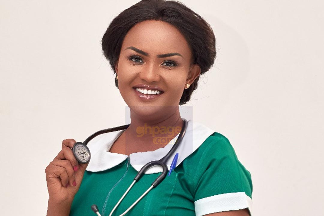 Nana Ama McBrown Joins Campaign Against The Use Of Tramadol