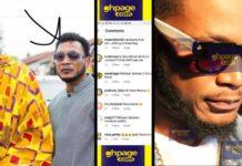 Nana Boroo Trolled On Social Media For Over Bleaching