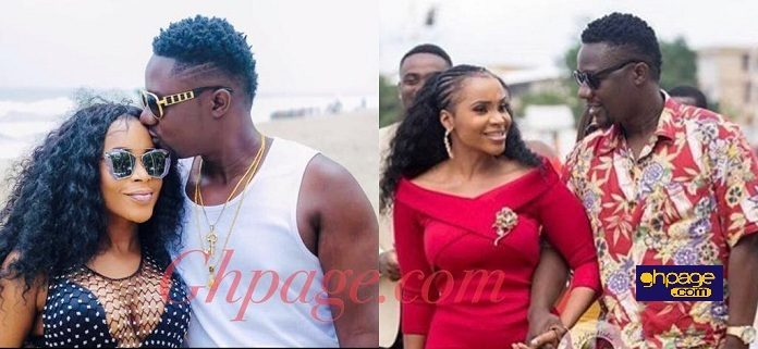 Zylofon Lovers: Check Out Photos Of How Obibini And Benedicta Gafah Spent The May Day
