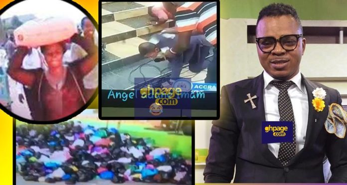 Must Read: 5 Most Controversial Things Angel Obinim Has Done In 2018