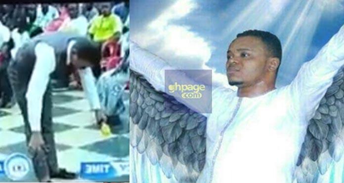 Angel Obinim dares God to kill him