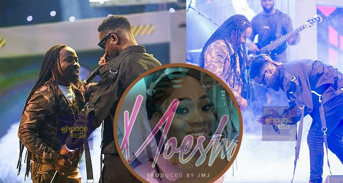 Obrafour And Sarkodie Features Moesha In New Song