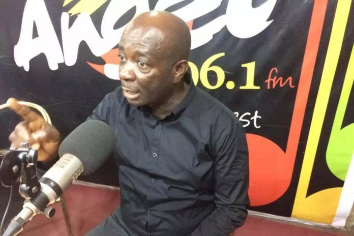Anas Investigative Strategies Are Criminal - Former Presidential Aspirant
