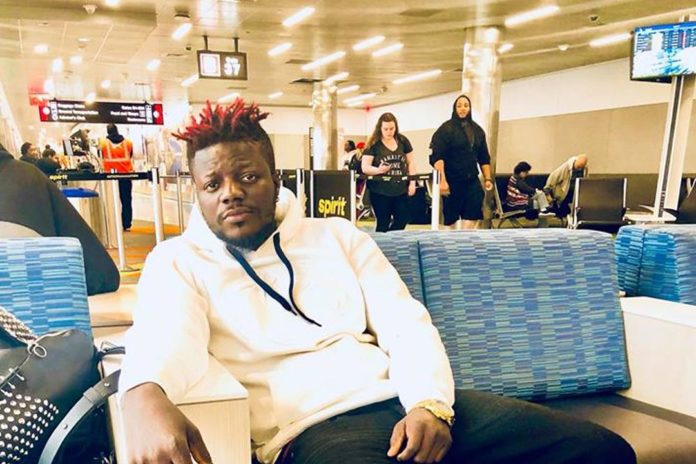 Pope Skinny Asuodengod 1 696x464 - Shatta Wale ordered boys to burn 4syte Tv -Pope Skinny