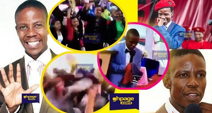 Pastor Orders Congregation To Remove Their Underwear During Church Service