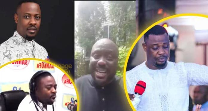 Video: Prophet Nigel Gaisie Accused Of Sleeping With His Church Secretary And Other Church Members