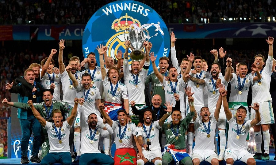 FC Barcelona Reacts To Real Madrid Winning Their 13th Champions League Trophy