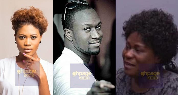 Video: How Eazzy Dumped Richie After He Loaned His Car To Shoot A Music Video For Her - Richie's Mother Narrates