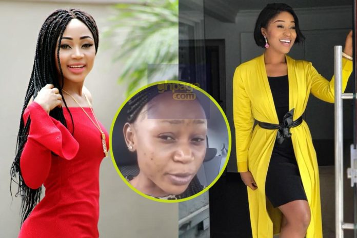 Confused Slay Queen Rosemond Brown Sends Strong Warning To Efia Odo