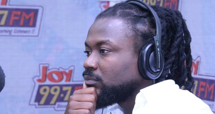 Samini Speaks About What Inspired Him To Compose His Popular