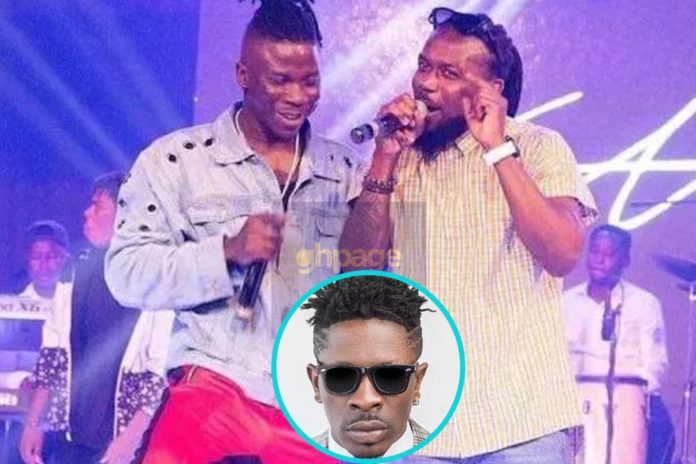 Samini And Myself Are Too Busy To Talk About Shatta Wale - Stonebwoy