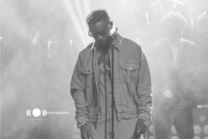 BET International Reacts To Sarkodie's